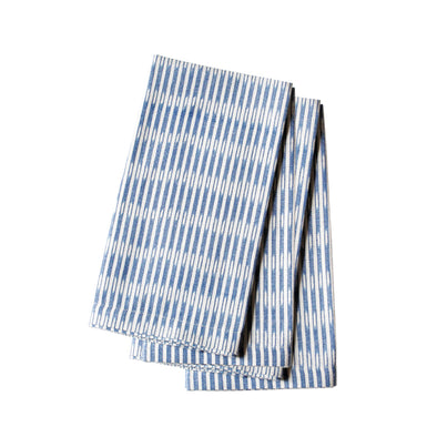 Sanjana Stripe Blue Napkins (set of 4)