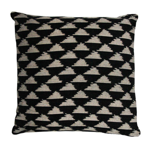Tribal in Black Pillow