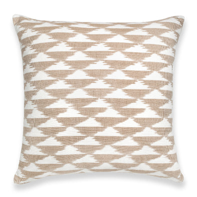 Tribal in Dune Pillow