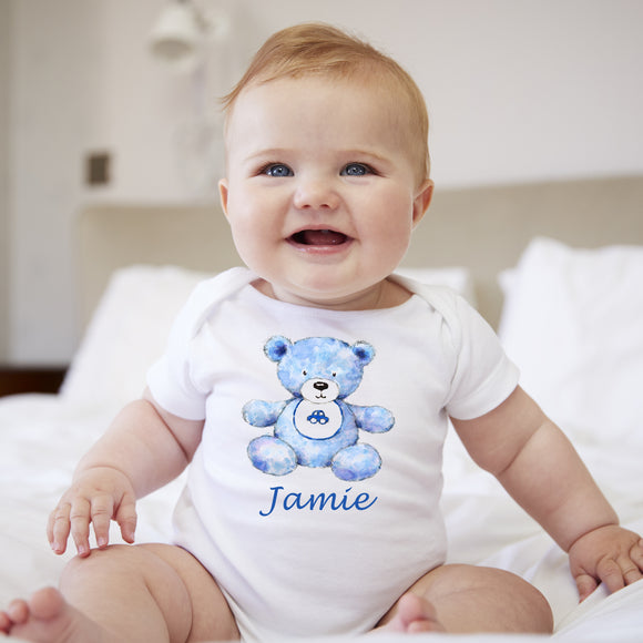 personalized baby clothes - gifts