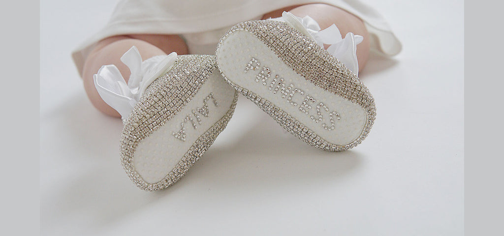 6e05e0a1b78a0a Mini Plum baby clothes Baby Dress Shoes Christening Gifts – miniplum