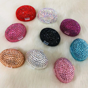 Crystal Boxes in Various Colours