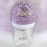 Avent Glam Baby Bottle with Charm