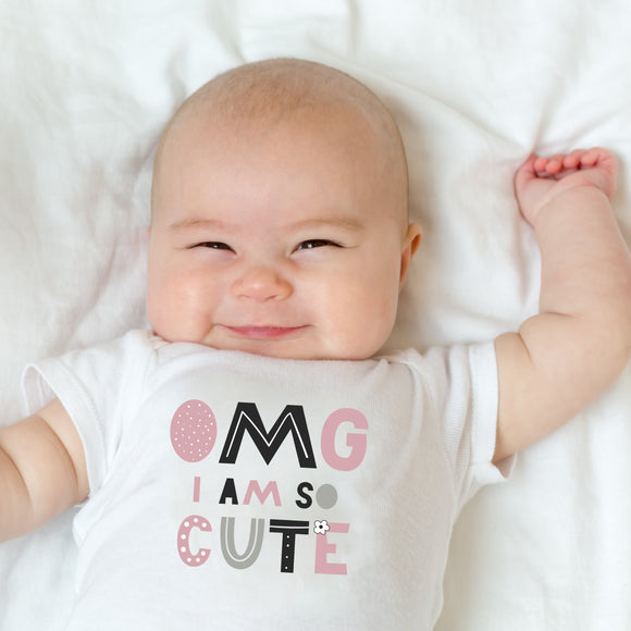 cute baby bodysuit