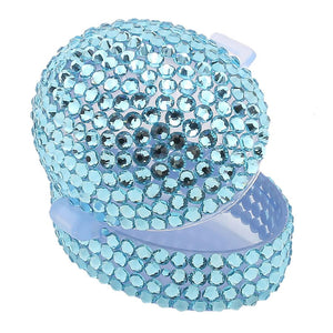 blue pacifier box