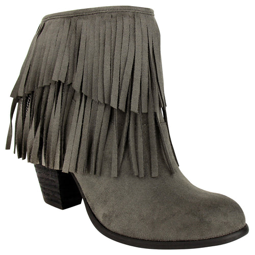not_rated_bootie_fringe_stacked_heel_women_grey