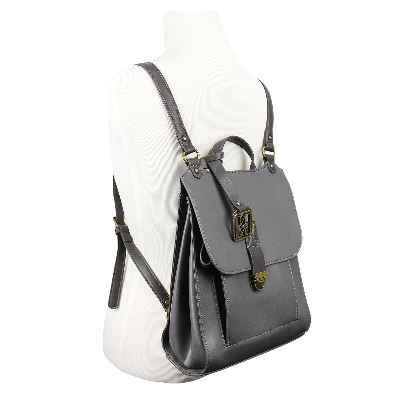 Pocketta Bag - Grey