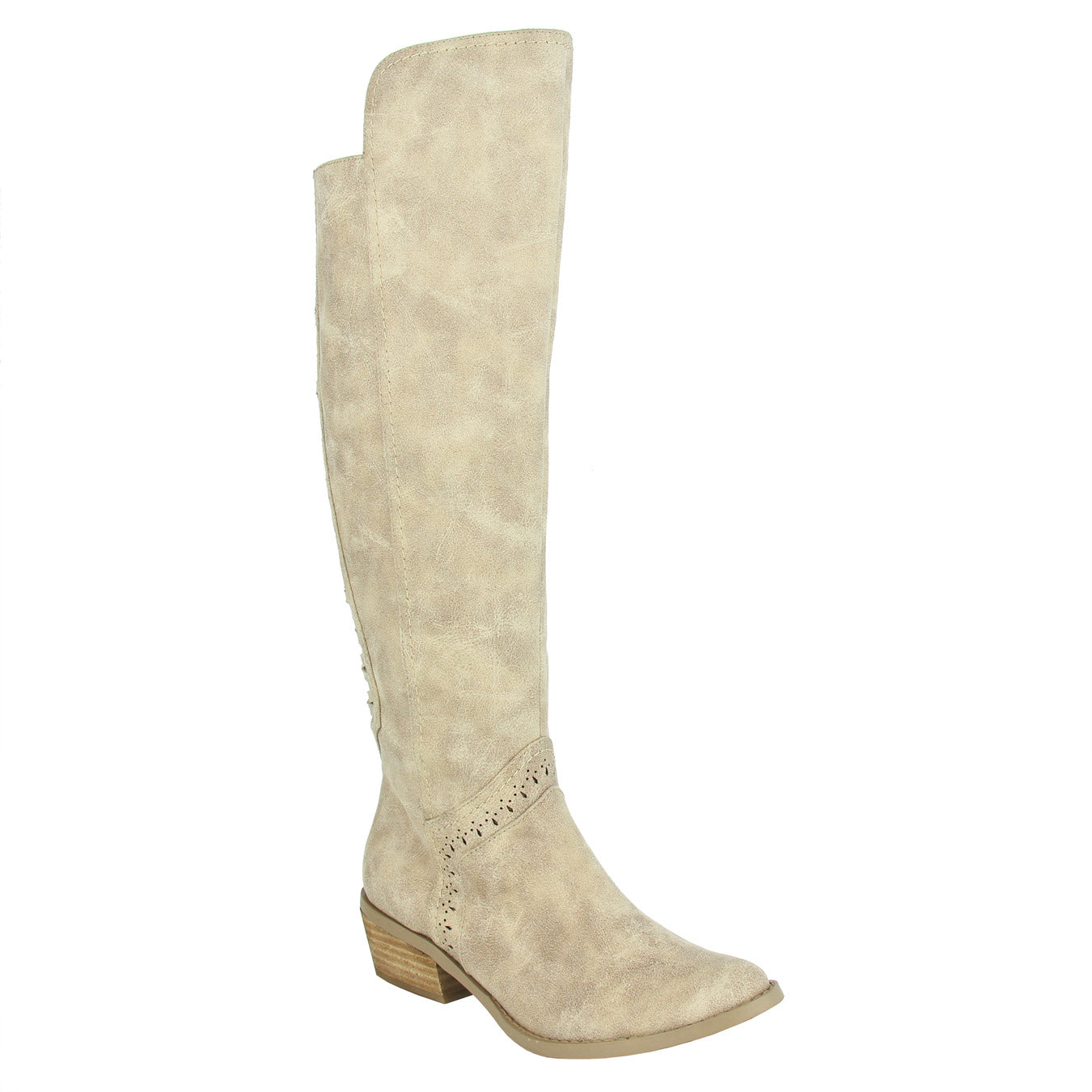 not_rated_tall_boot_boots_riding_zipper_heel_cream_women
