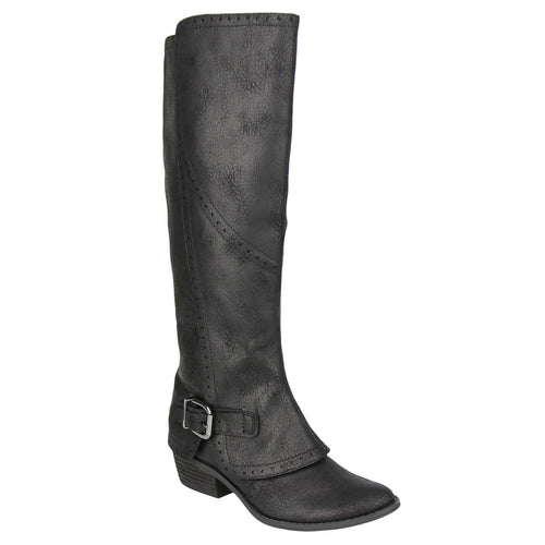 not_rated_knee_boot_side-zipper_stacked_heel_women_black