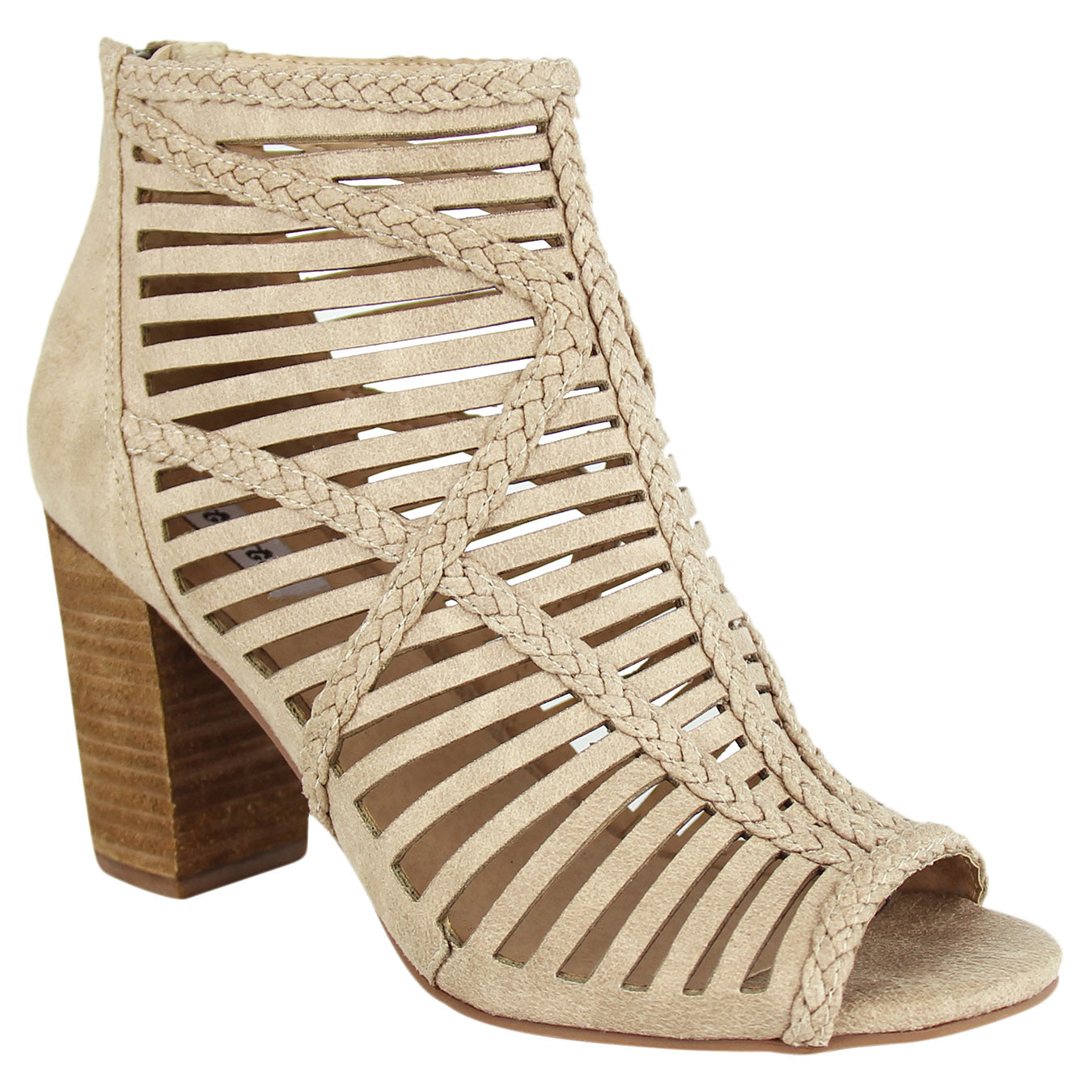 not_rated_casual_pump_stacked-heel_beige_sandal_women_caged-upper_zipper_spring