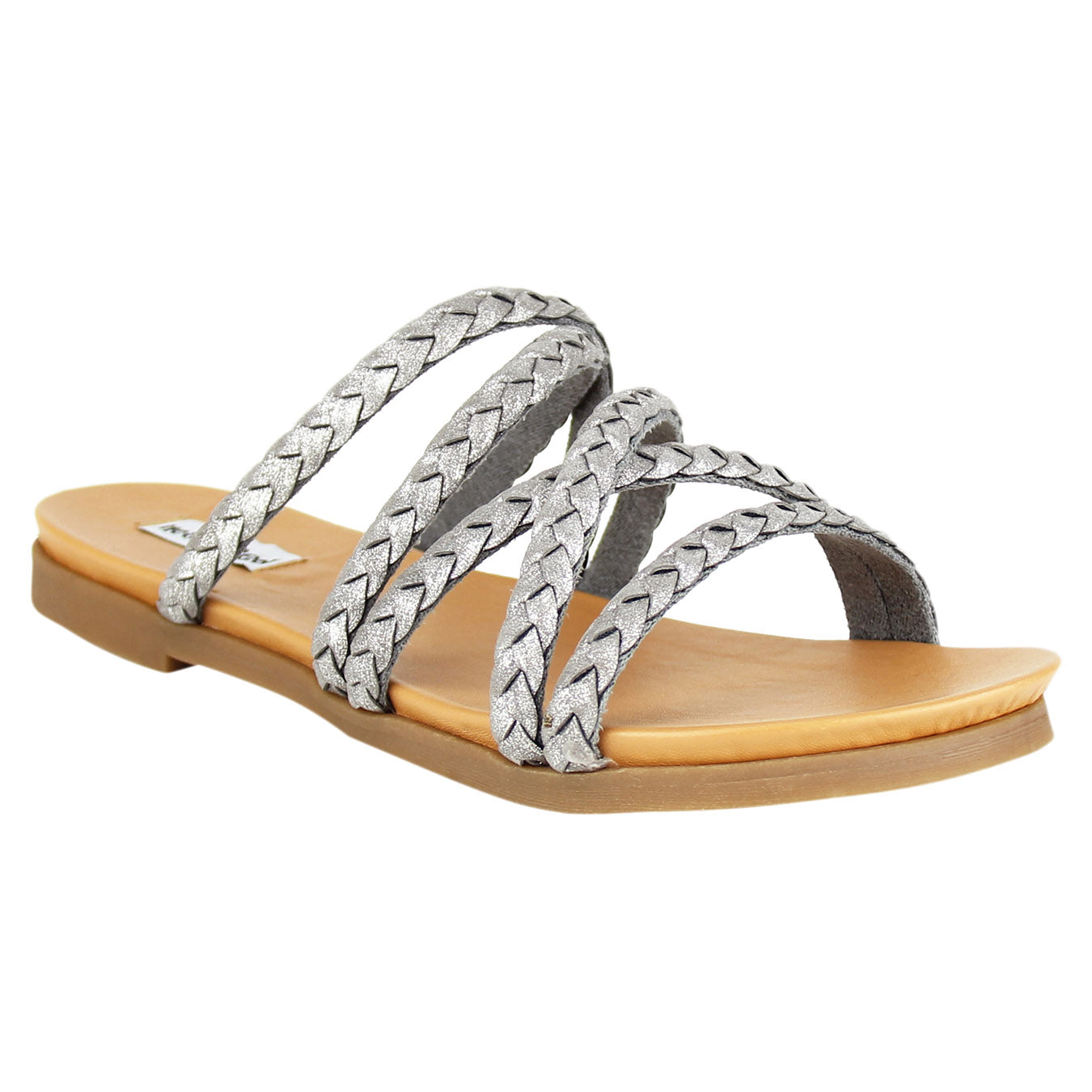 not_rated_sandal_braided_women_silver_metallic