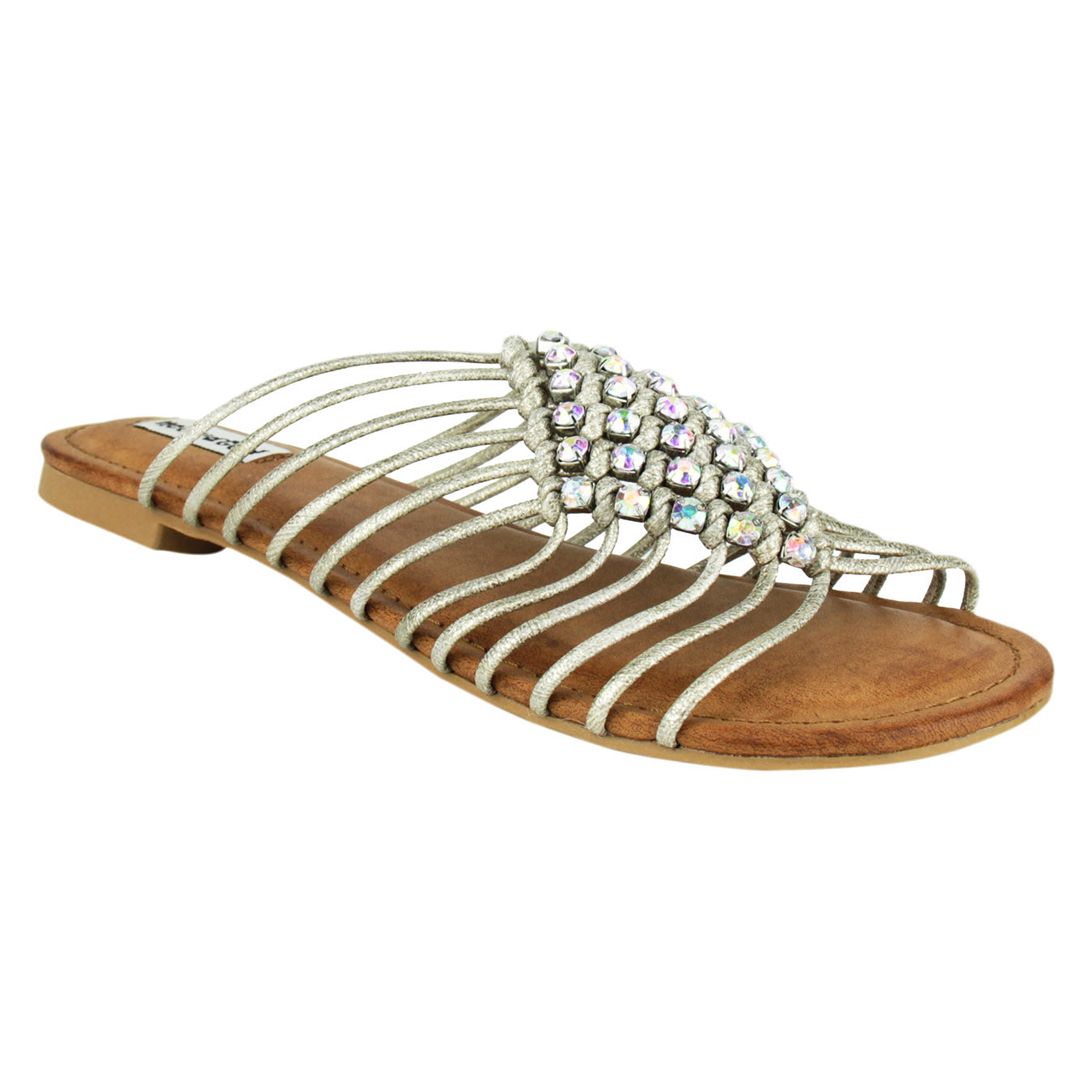 not_rated_sandal_slip_on_rhinestones_women_silver