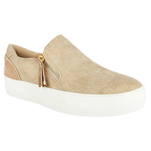 not_rated_leisure_women_shoe_rose-gold_shimmer_canvas_light-weigh_fashion