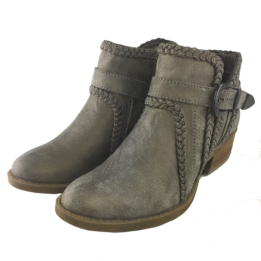 Percy - GREY - Bootie