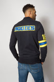 North Carolina A&T State University Men's French Terry Varsity Cardigan Jacket