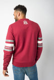 Alabama A&M Oversize Crew Neck Sweater