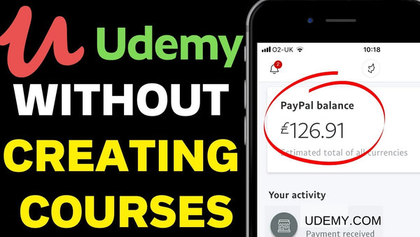How To Make Money With Udemy 2021
