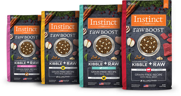 Instinct Food for Dogs