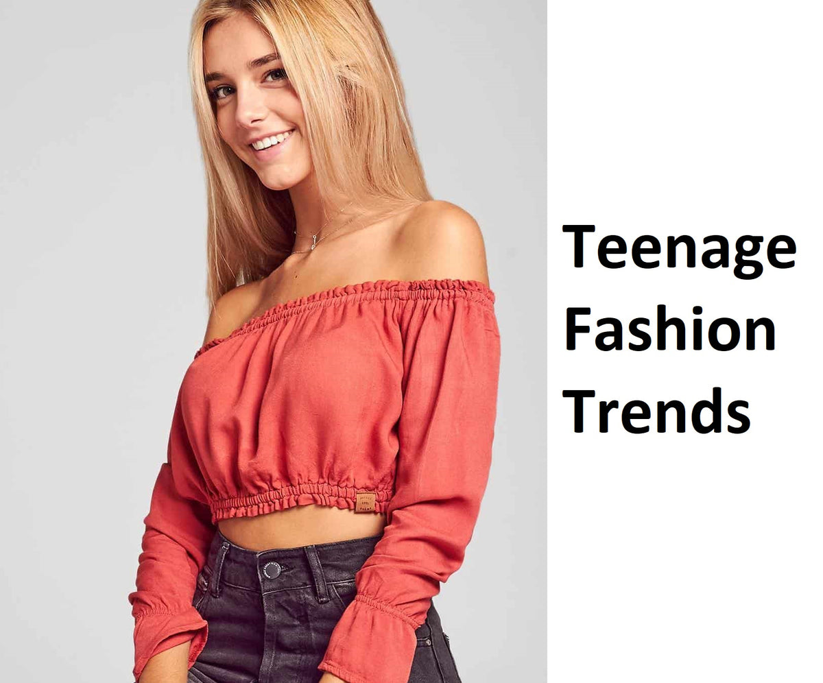 How to Wear 4 Fashion Trends: Teenage Fashion Trends 4