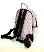Neoprene Blush Pink Back Pack
