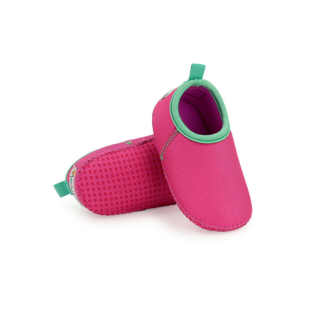 Neoprene Swim Shoes for Toddler in Watermelon