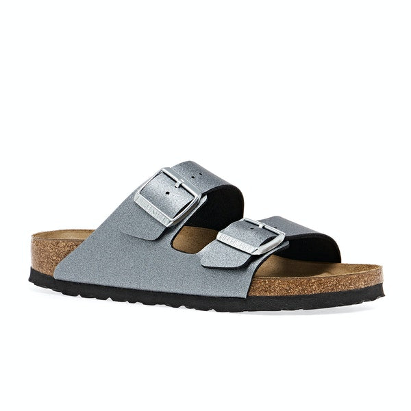 1014285 Arizona Birko-Flor Icy Metallic Anthracite