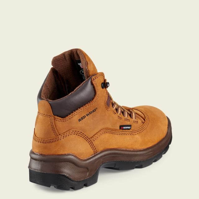 "2327 Red Wing Women's Flexbond 5"" Waterproof Steel Toe"