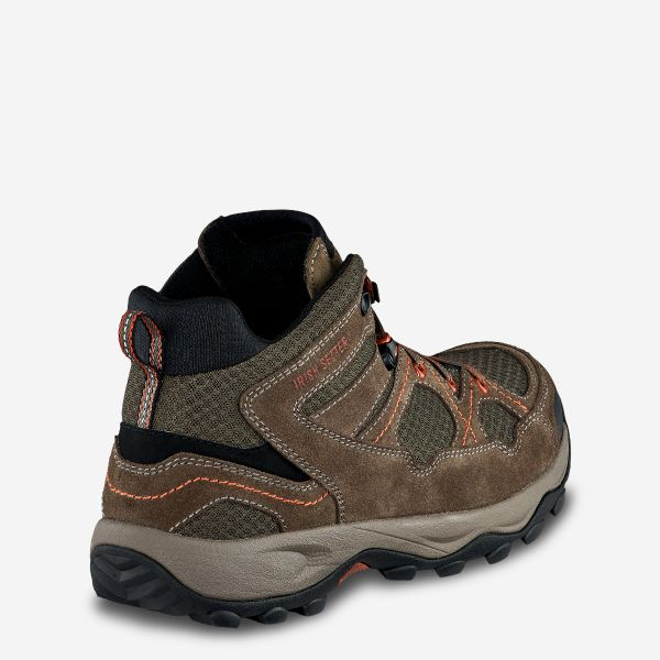 "83410 Irish Setter Men's Afton 5"" Hiker Steel Toe"