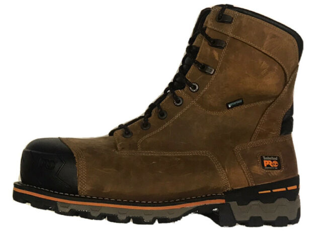 "92671 Timberland Men's 6"" Non Metallic Safety Toe"