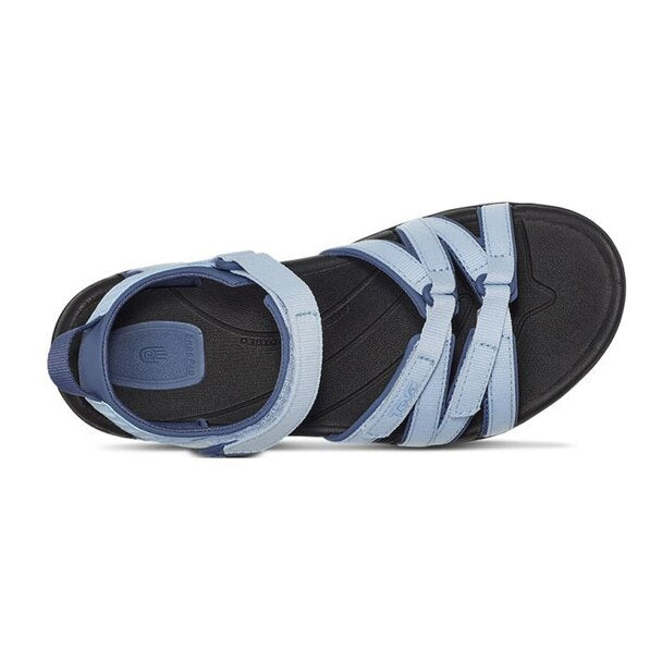 4266 Teva Women's Tirra Chambray Blue