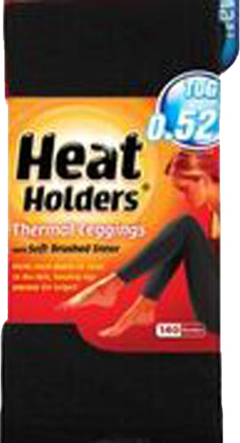 Grabber Inc. - Heat Holders Ladies Thermal Leggings (Case of 3 )