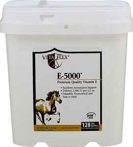 Farnam Co - Vitaflex - E-5000 Premium Vitamin E Supplement For Horses