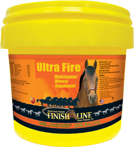 Finish Line - Ultra Fire Multivitamin And Mineral Supplement