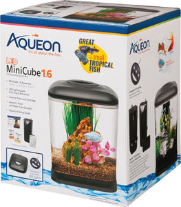 Aqueon Products - Glass - Led Mini Cube Aquarium Kit