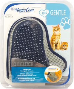 Four Paws Products Ltd-Love Glove Deluxe With Tender Tips For Cats