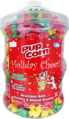 Triumph Pet Industries - Pupcorn Holiday Cheer Fire Hydrant