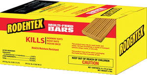Farnam (livestock Prod) - Rodentex Multi Feed Bar