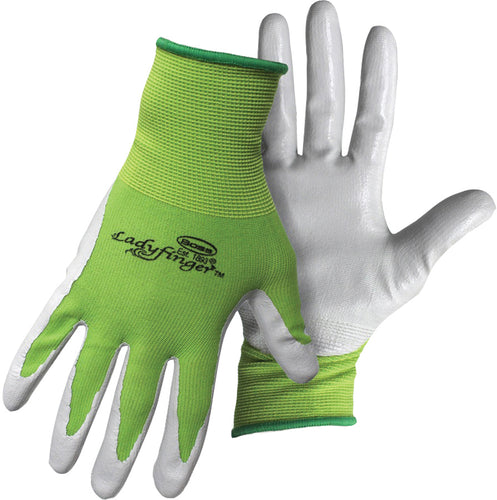 Boss Manufacturing      P - Ladies Nitrile Palm Gloves