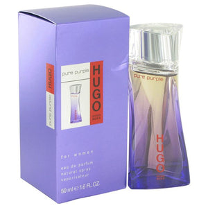 Pure Purple by Hugo Boss Eau De Parfum Spray 1.7 oz for Women