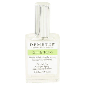Gin & Tonic by Demeter Cologne Spray 1 oz for Men