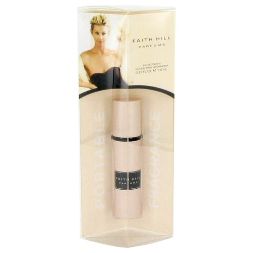 Faith Hill by Faith Hill Mini EDT Spray .25 oz