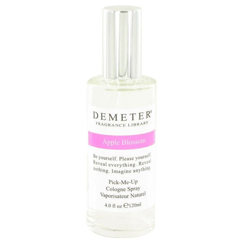 Demeter Apple Blossom by Demeter Cologne Spray 4 oz for Women