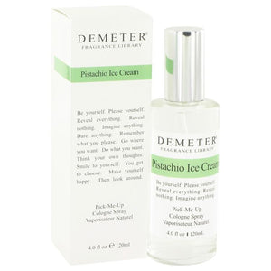 Demeter Pistachio Ice Cream by Demeter Cologne Spray 4 oz for Women