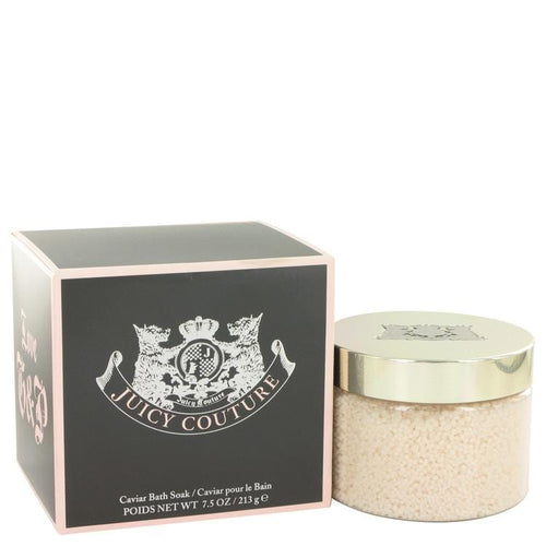 Juicy Couture by Juicy Couture Caviar Bath Soak 7.5 oz for Women