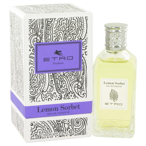 Etro Lemon Sorbet by Etro Eau De Toilette Spray (Unisex) 3.4 oz for Women