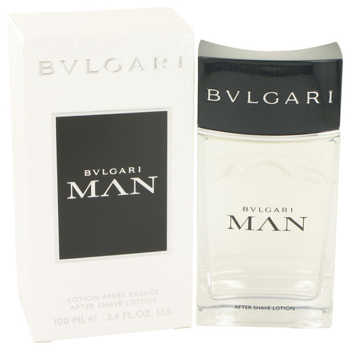 Bvlgari Man by Bvlgari After Shave Lotion 3.4 oz for Men