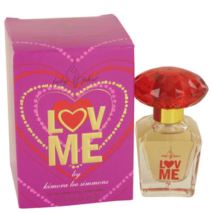 Baby Phat Luv Me by Kimora Lee Simmons Eau De Toilette Spray .5 oz