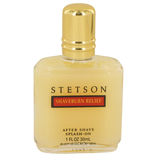 STETSON by Coty After Shave Shave Burn Relief 1 oz