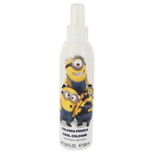 Minions Yellow by Minions Body Cologne Spray 6.8 oz for Men