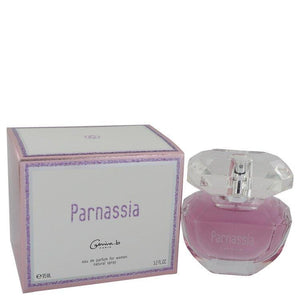 Parnassia by Gemina B Eau De Parfum Spray 3.2 oz for Women